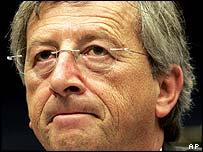 Luxembourg Prime Minister Jean-Claude Juncker