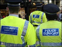 Community support officers