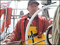 Supertaff owner Neil Chapman