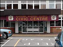 Civic Centre in Dartford