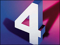 A section of the BBC Radio 4 logo