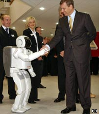 Asimo and Duke of York