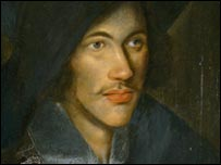 John Donne portrait (Pic: National Portrait Gallery)