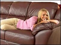 Land of Leather sofa