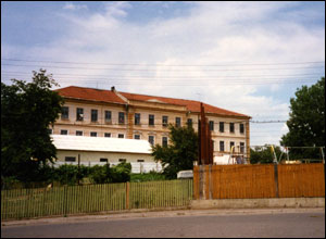 Institution in Siret, 1996