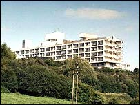 Princess Margaret Hospital (photo from Great Western Hospital)