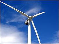 Parque eólico de Comodoro Rivadavia