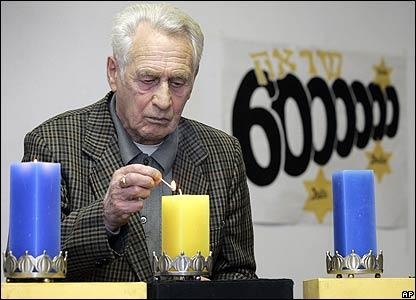 Leonid Rubinshtein, survivor of Minsk ghetto