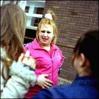 Vicky Pollard in Little Britain