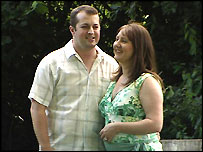 Sarah and Andy Sutton