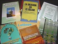 Libros y folletos sobre el Islam en espa�ol