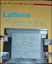 Revista sobre el Islam para los musulmanes latinos de Estados Unidos