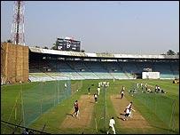 Bombay's Wankhede Stadium