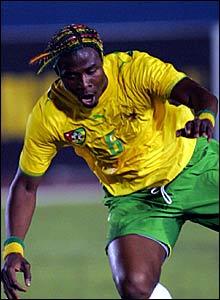 Togo's Yao Aziawonou