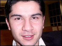 Post-graduate student Tulkin Sultanov