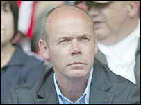 Southampton director of football Sir Clive Woodward