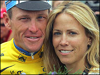 Lance Armstrong and girlfriend Sheryl Crow