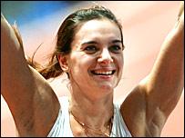 Yelena Isinbayeva 2005/Jul/07-14