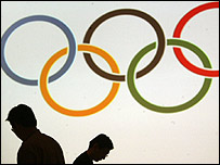 The host for the 2012 Olympics will be chosen on Wednesday