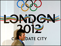 David Beckham was a sporting ambassador for the London bid