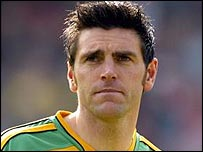 Former Norwich defender Marc Edworthy