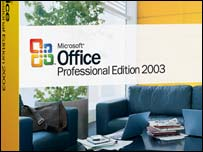 Cover of Microsoft Office, Microsoft