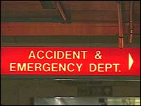 Accident and emergency - generic