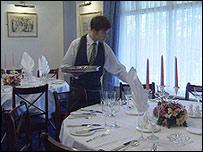 Tourism already employs 7% of Britain's workforce