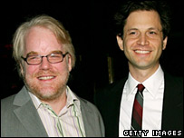 Philip Seymour Hoffman and Bennett Miller