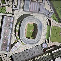 Stadium plan