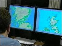 Met Office forecasting