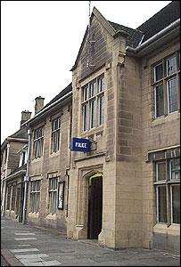 Rickergate police station, Carlisle