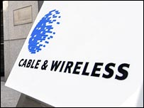 Cable & Wireless office