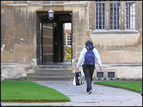 Student at Oxford University