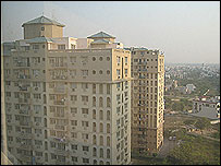 Gurgaon building
