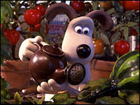 Wallace and Gromit: The Curse of WereRabbit
