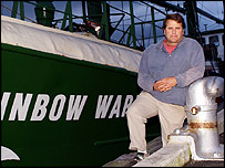 Pete Willcox, Greenpeace