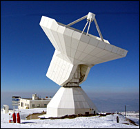 IRAM 30m telescope on Pico Veleta in the south of Spain (Bertoldi)