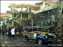 Bali nightclub bombing