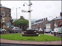 Mottram roundabout