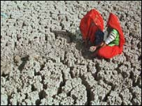Drought in India in 2000