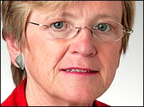 Hilary Armstrong, chief whip