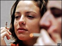 Two Spanish smokers