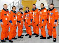 STS-114 crew members (Nasa)