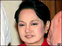 Philippines President Gloria Arroyo, 8/7/05