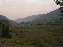 Rural Rwanda