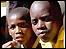 Homeless children in Angola