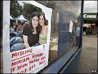 Foto de personas desaparecidas