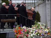 Entwistle funeral