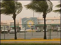 Key West Florida as Hurricane hits (Reader photo: WJ Lilley Esq)